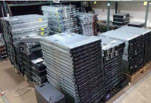 济南回收蓄电池 回收线缆 电脑配件机房设备金属回收